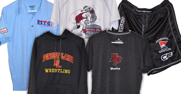 Swenson Wichmann Athletics Product Samples